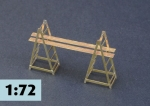 Scaffold Ladder h<2,00  1/72