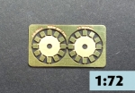 Fw 190 A/F/G  12 Blade Cooling Fan conversion  1/72