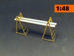Scaffold Ladder h<2,00  1/48