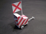 Meetingpoint Trolley WW 2  1/72